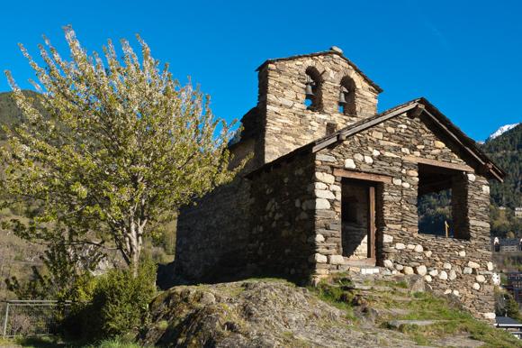 Ermita de Sant Romá de les Bons
