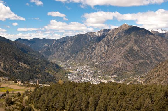 Andorra La Bella en autocaravana