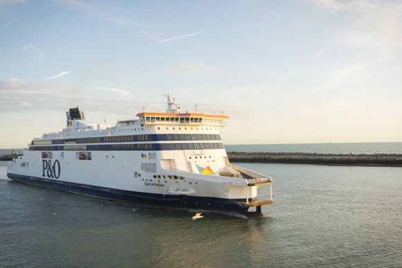 Ferry de Calais