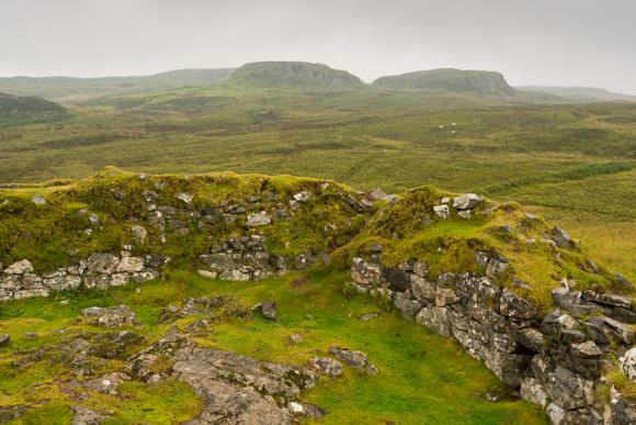 Ruinas de Dun Beag Broch
