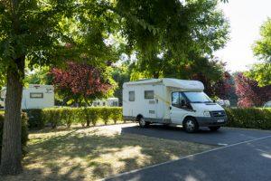 Área de autocaravanas de Chateau-Thierry