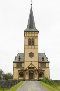 Catedral de las Lofoten