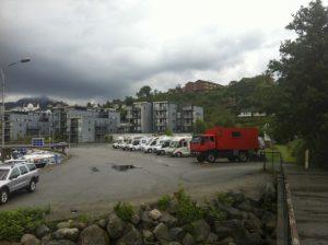 Área de autocaravanas de Joperland