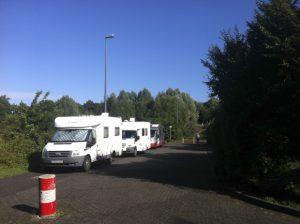 Park & Riden en Colonia