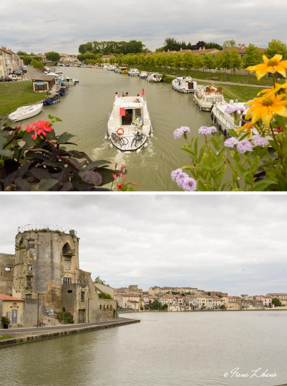 Castelnaudary y el Canal du Midi