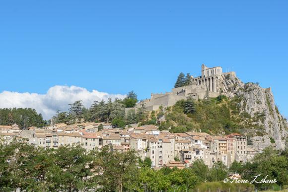 La ciudadela de Sisteron