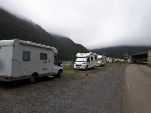 Parking del Lago Fabreges