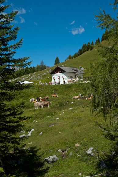 Refugio del Monte Pelmo