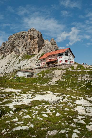 Refugio de Locatelli