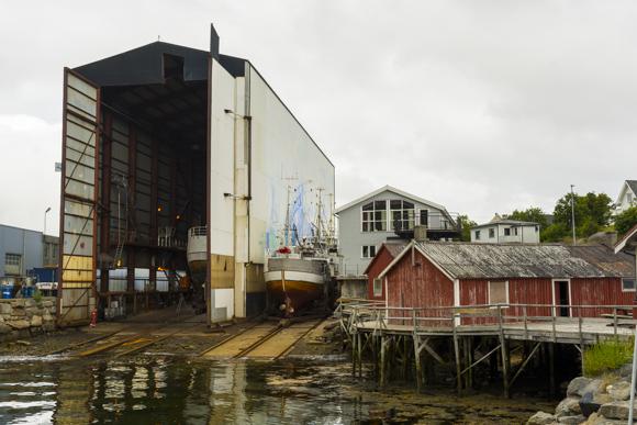 Astillero de Ballstad