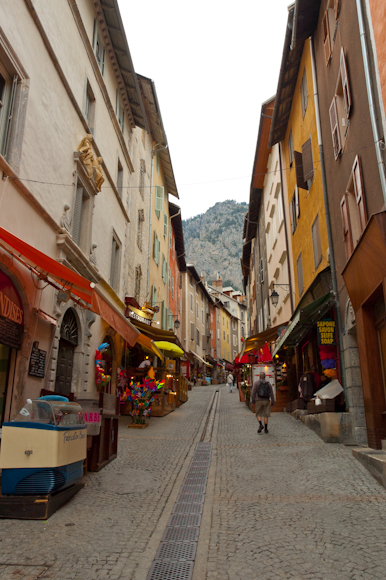 Calles de Briançon