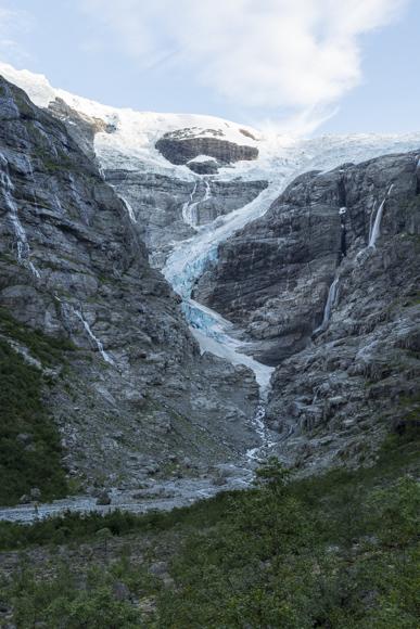 Glaciar Kjenndalsbreen