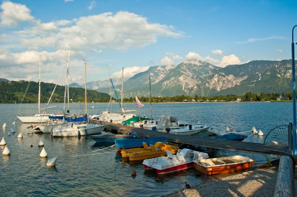 Lago de Caldonazzo