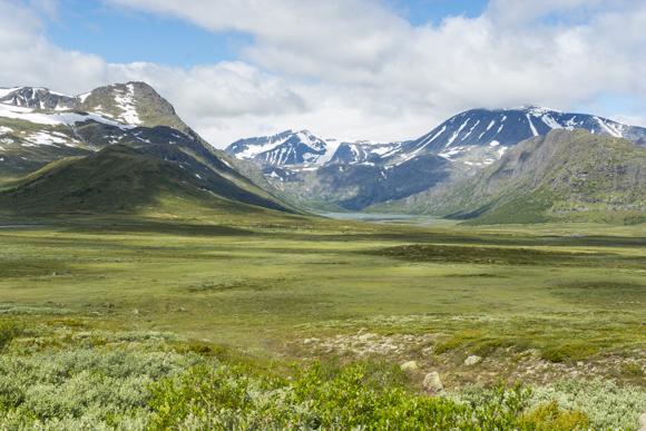 Parque Nacional de Jotunheimen