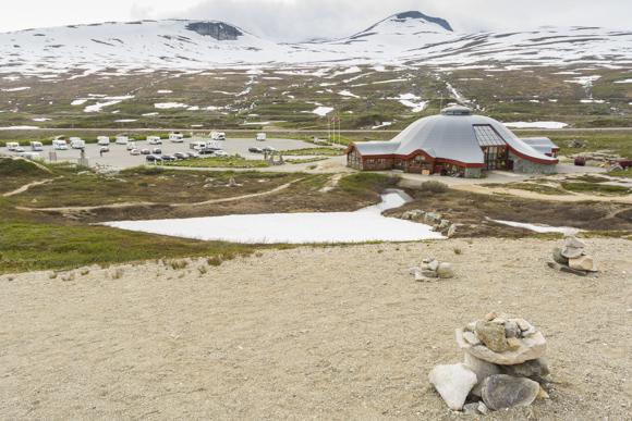 Centro de interpretación del Círculo Polar Ártico
