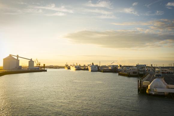Puerto de Calais
