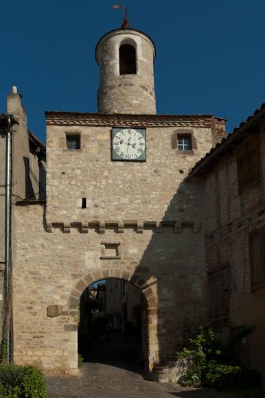 Pueblo medieval Cordes Sur Ciel