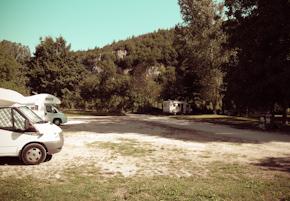 Área de pernocta de Bouzies