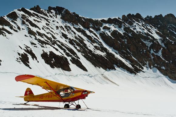Excursiones en avioneta por la zona