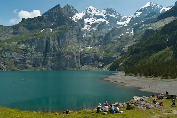 Lago Oeschinesee