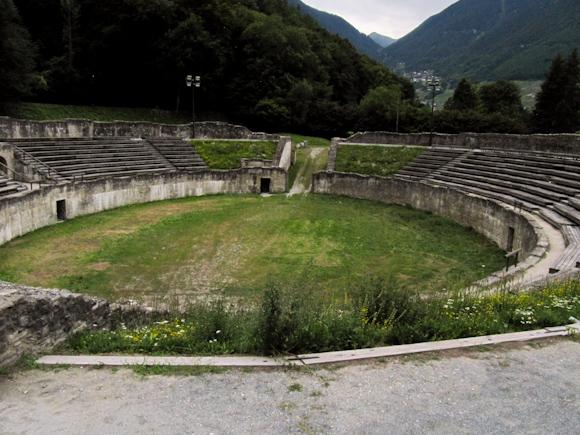 Circo romano de Martigny