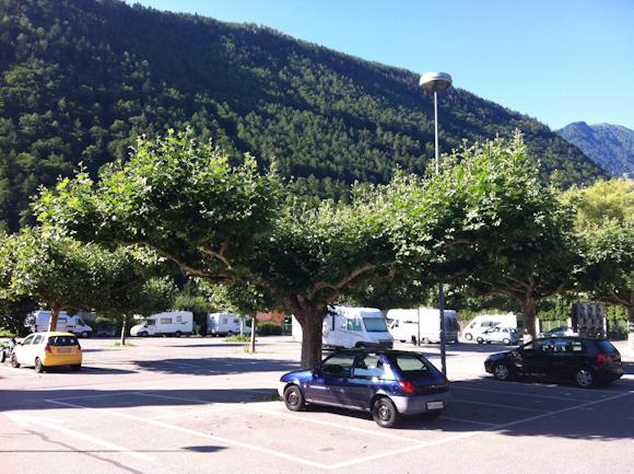 Parking de Martigny
