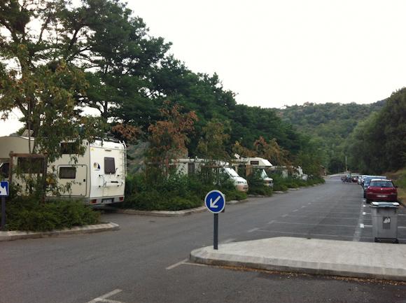 Área de pernocta St. Victor Sur Loire