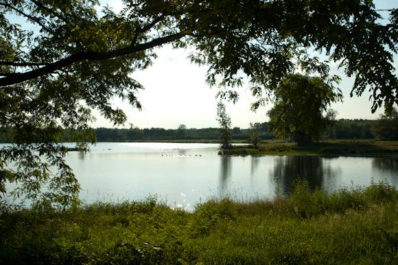 Lago de Thiers