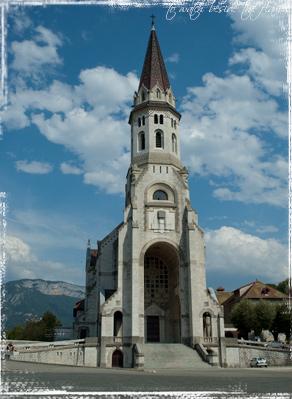 Basílica de la Visitación de Annecy