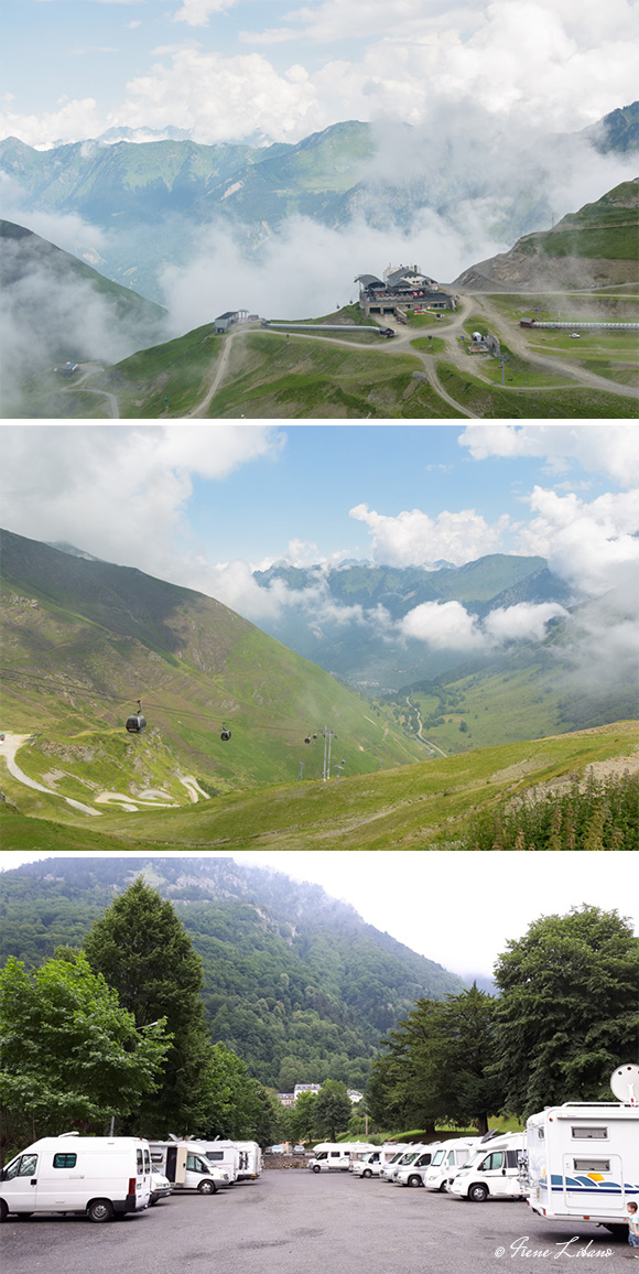 Estación de esquí de Cauterets, Val de Lys y área de autocaravanas