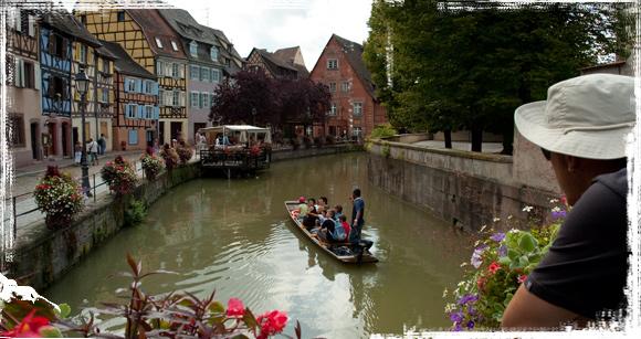 """""""La pequeña Venecia"""" de Colmar"""