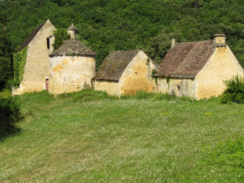 Alrededores del Castillo de Fenelon