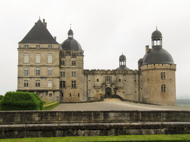 Castillo de Hautefort
