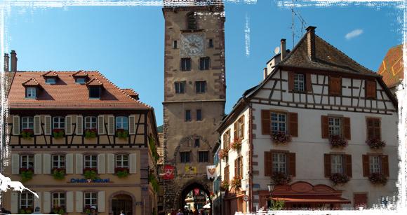 Torre de los Carniceros de Ribeauvillé