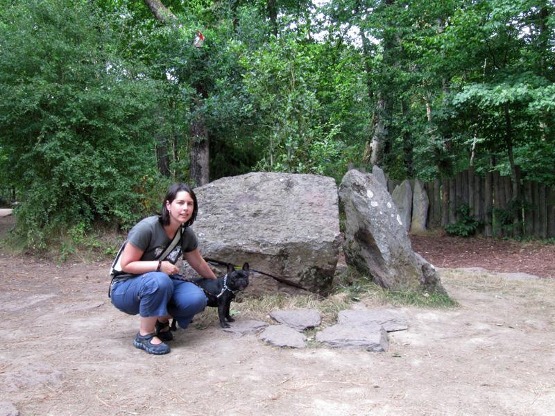 Supuesta tumba de Merlin