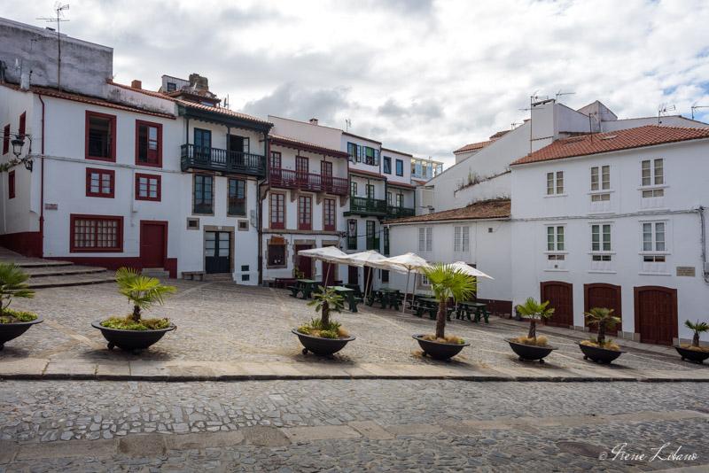 Betanzos en autocaravana, Galicia