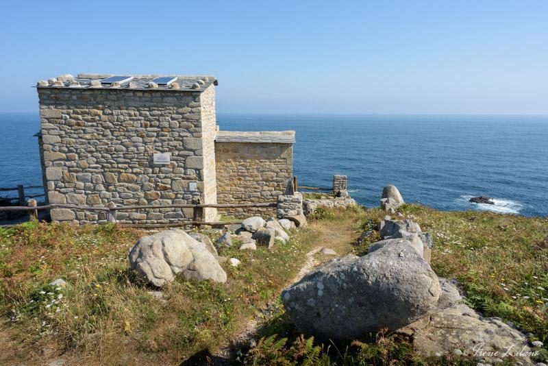 Mirador ornitológico Estaca de Bares, Galicia