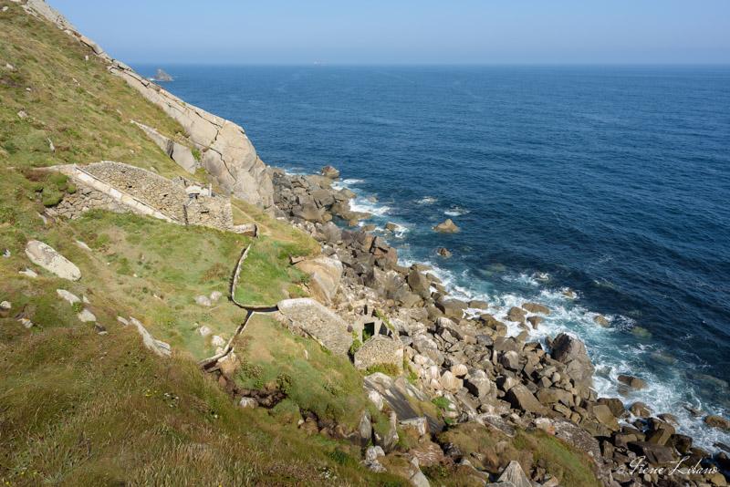 Molinos Estaca de Bares, Galicia
