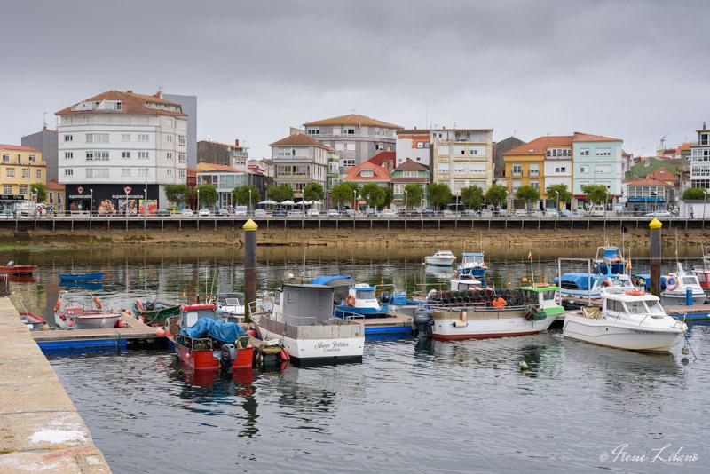 Camariñas en autocaravana, Galicia