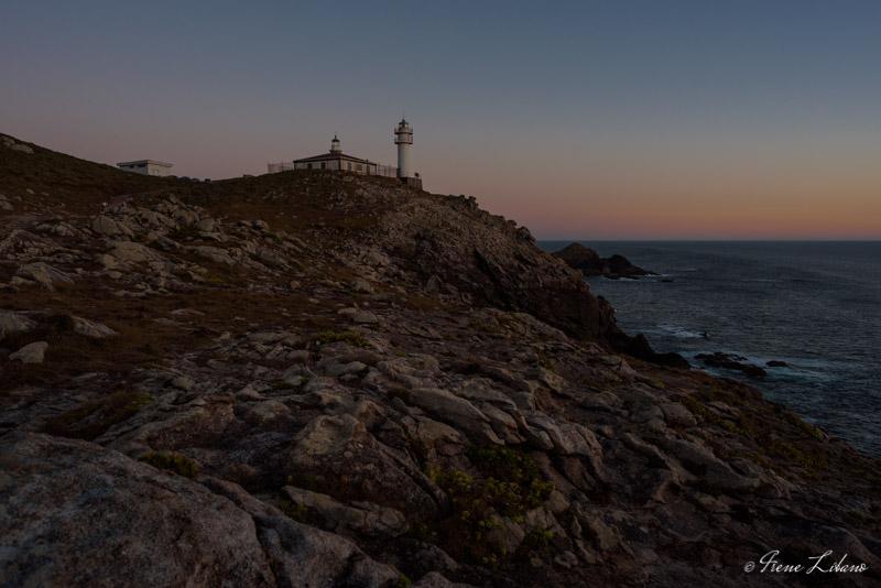 Faro de Touriñán en autocaravana, Galicia