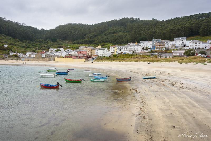 O Porto de Bares en autocaravana, Galicia