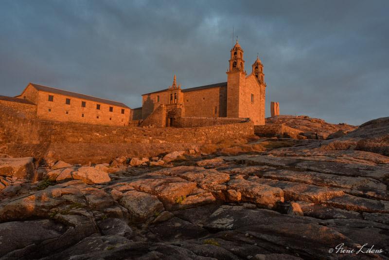 Santuario Virgen de la Barca, Muxia, Galicia